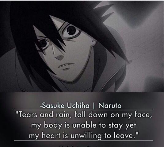 sasuke uchiha quotes in japanese