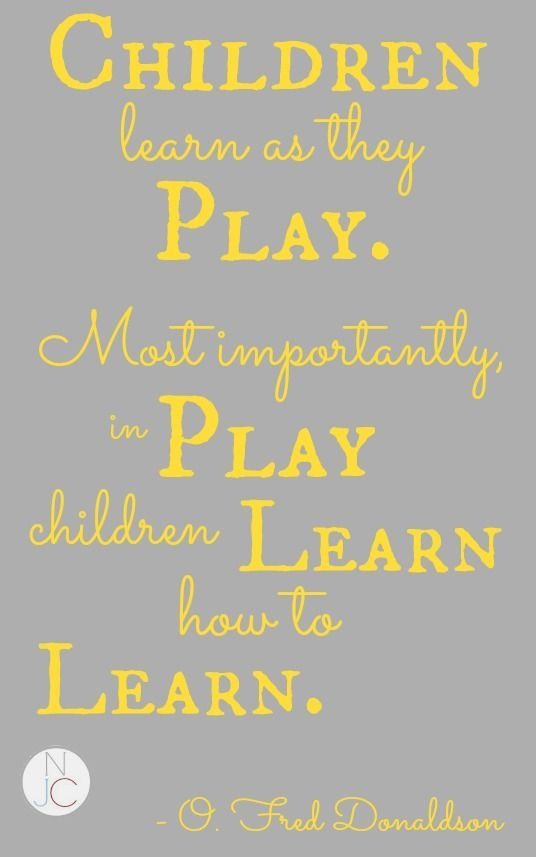 quick thought play to learn not just cute preschool