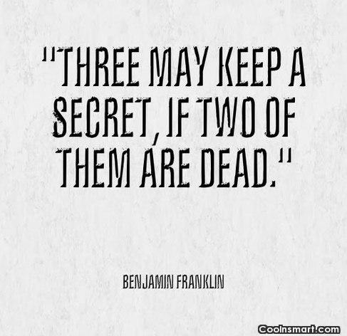 quotes and sayings about secrets images pictures coolnsmart