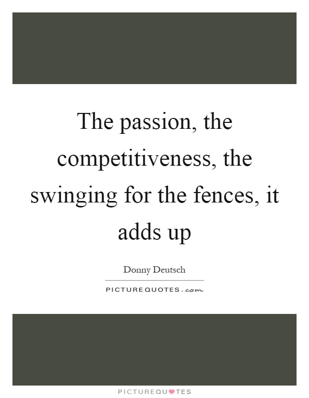 swinging for the fences quotes sayings swinging for the