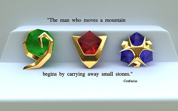 hd wallpaper mountains quotes stones the legend of zelda