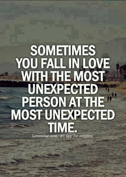 unexpected love quote quote number 668070 picture quotes