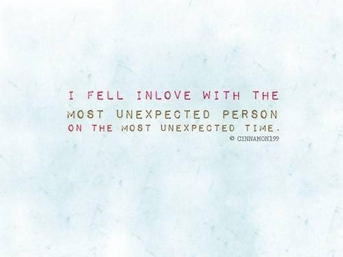 unexpected love quotes yahoo collection of inspiring