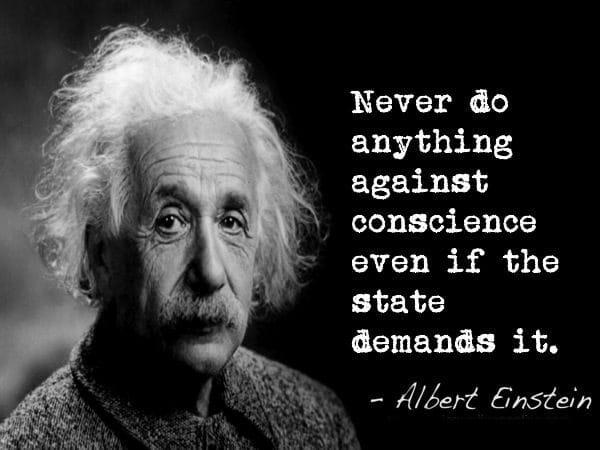 favorite inspiring quotes conscience