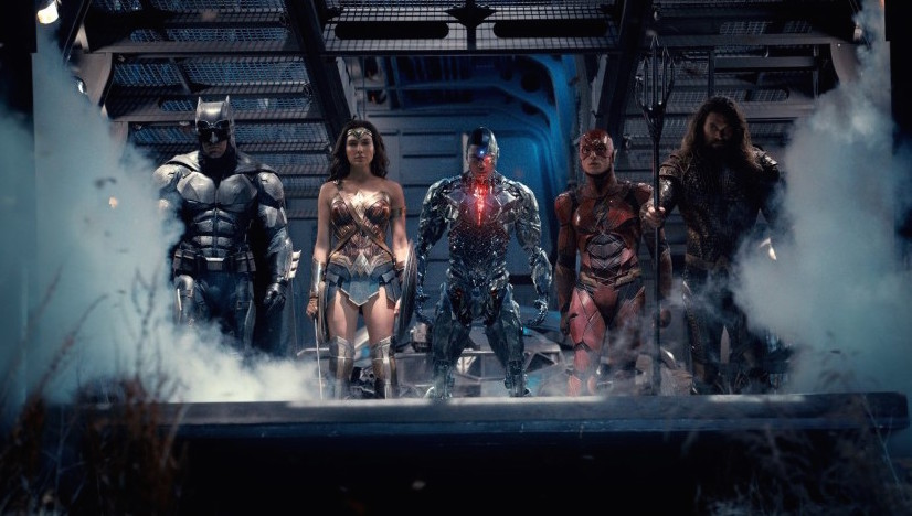 Justice League, finalmente il full trailer del film DC