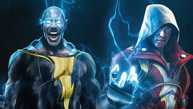 Dwayne Johnson sarà Black Adam, ma non sarà in Shazam!