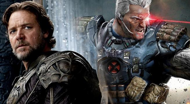 Deadpool 2: Russell Crowe è interessato al ruolo di Cable?