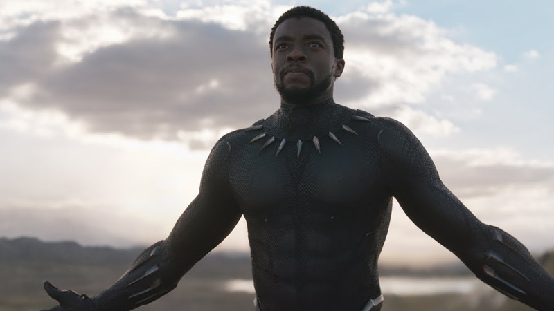 Black Panther: arriva l'atteso trailer italiano