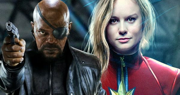 Confermata la presenza di Nick Fury in Captain Marvel!