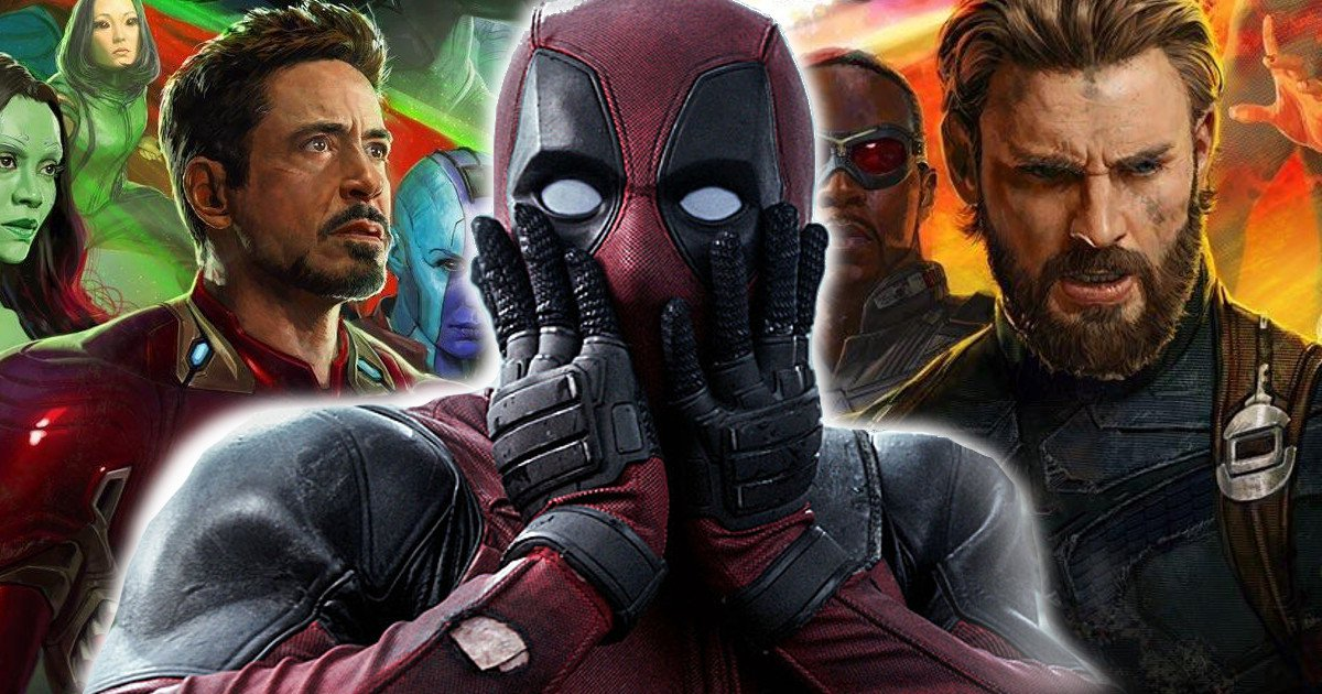 Ryan Reynolds vuole un crossover R-Rated tra Deadpool e gli Avengers