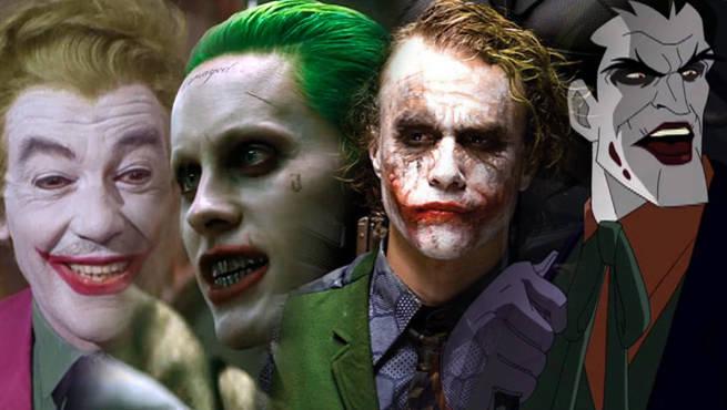 Le origini del Joker in un film prodotto da Martin Scorsese