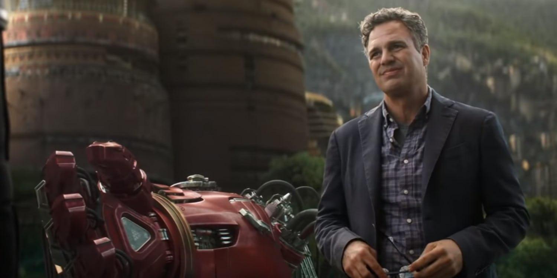 Avengers: Infinity War, all'interno della nuova Hulkbuster potrebbe esserci Bruce Banner?