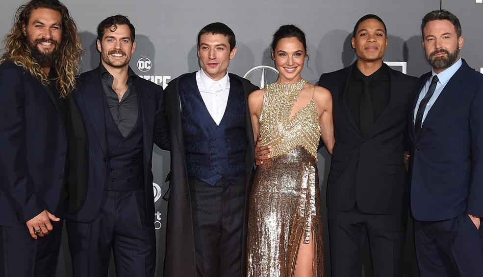 Justice League: 8,5 milioni al botteghino mondiale nel giorno di debutto
