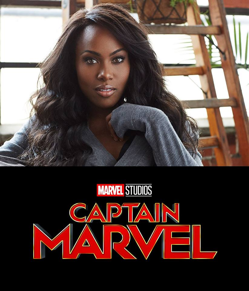 Image result for dewanda wise captain marvel