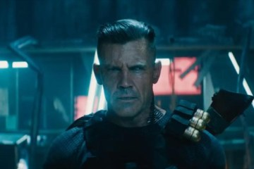 Deadpool 2 Cable