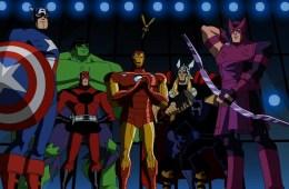 Avengers - I più potenti eroi della Terra