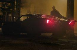 Batmobile The Batman