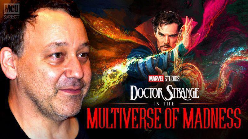 Doctor Strange in the Multiverse of Madness - Sam Raimi è il regista