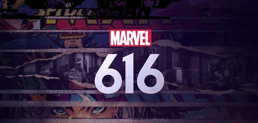 Marvel's 616 Marvel's 616