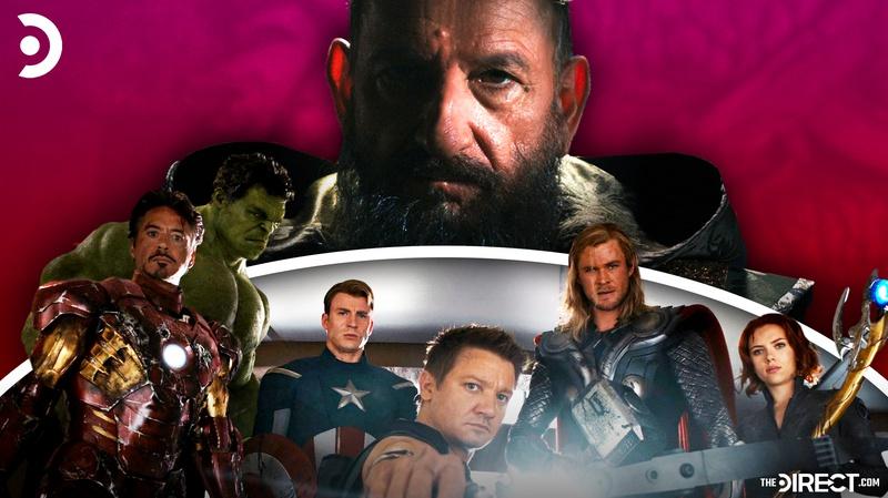 Shang-Chi Mandarino The Avengers Marvel Studios