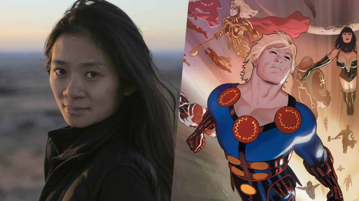 Eternals Chloé Zhao The Avengers