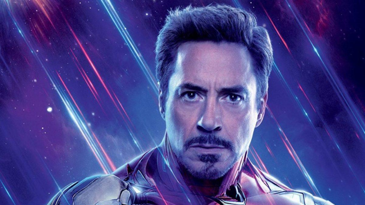 Tony Stark Marvel Studios