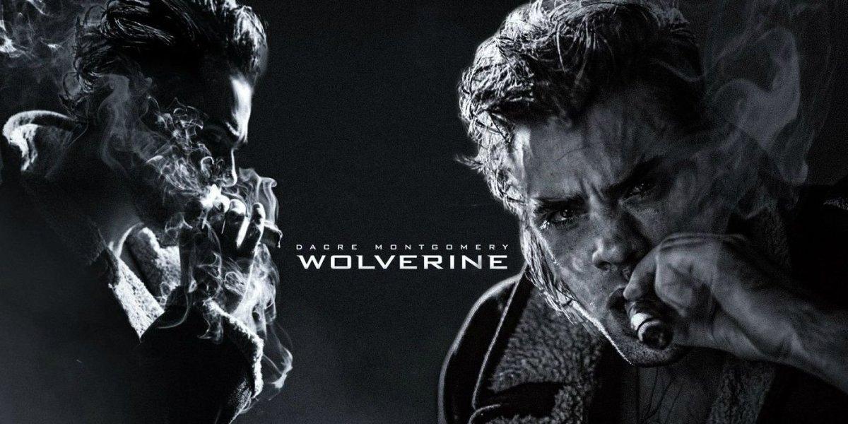 Dacre Montgomery Wolverine