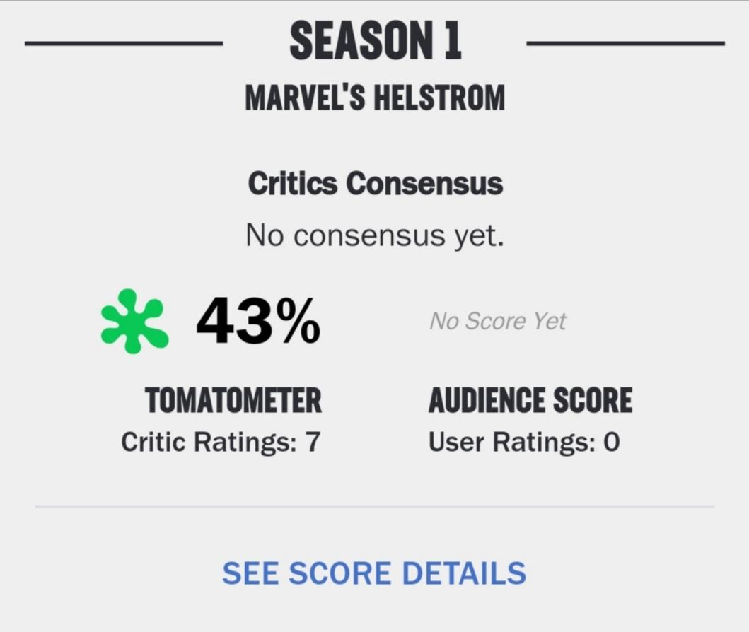 Hulu's Helstrom