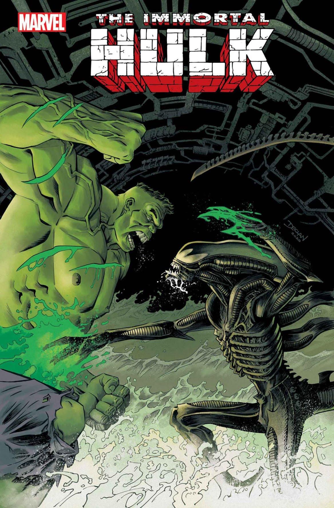 Marvel vs. Aliens Xenomorfi