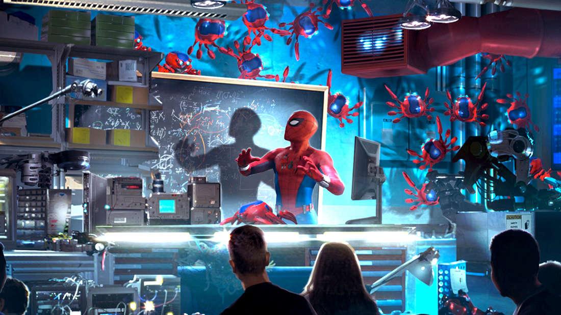 WEB Slingers: A Spider-Man Adventure Tom Holland