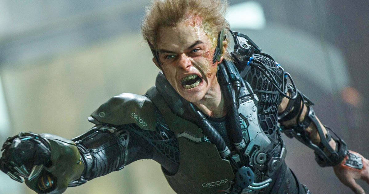Spider-Man 3 Dane DeHaan Green Goblin