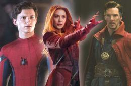WandaVision Elizabeth Olsen Doctor Strange 2 Sam Raimi