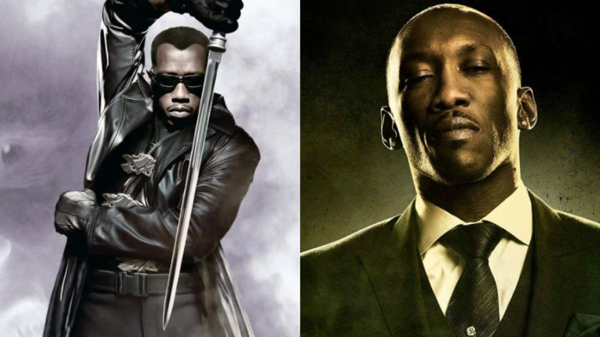 Blade Wesley Snipes Kevin Feige Marvel Studios Mahershala Ali