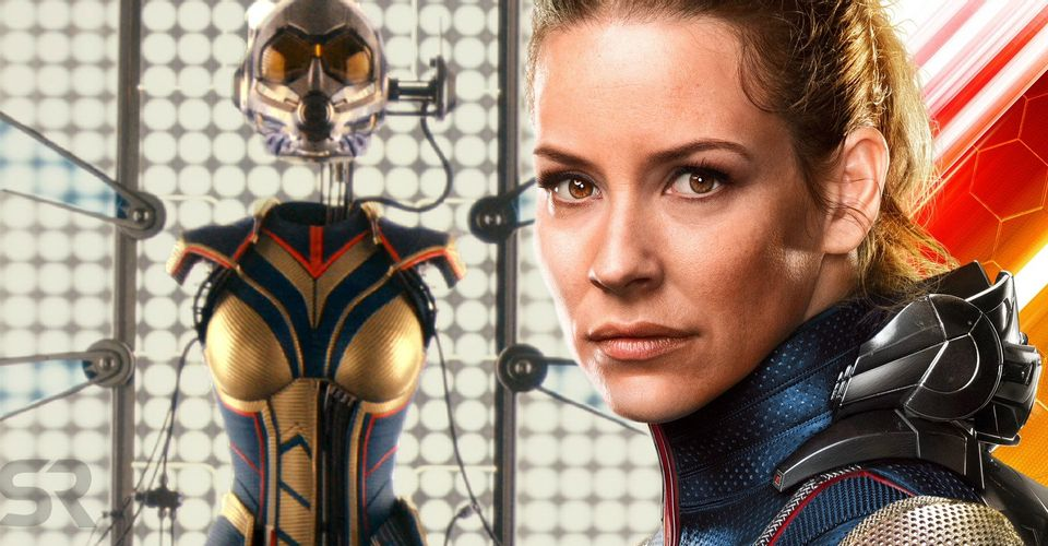 Ant-Man 3 Evangeline Lilly Wasp