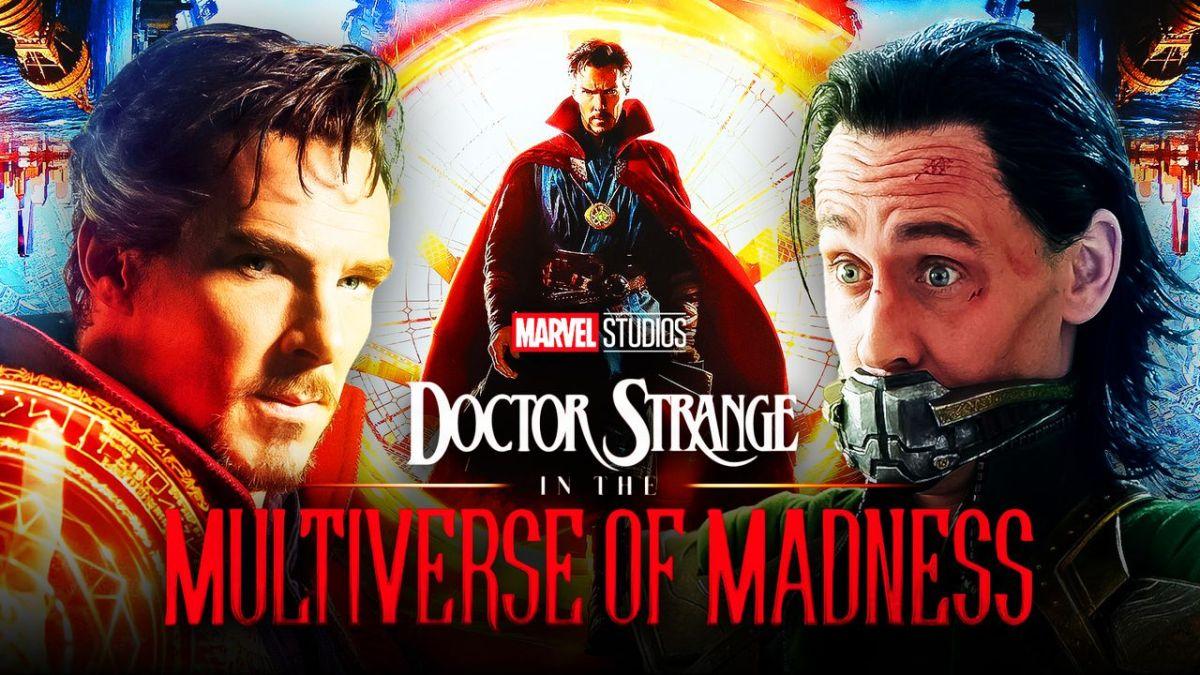 Loki Doctor Strange 2