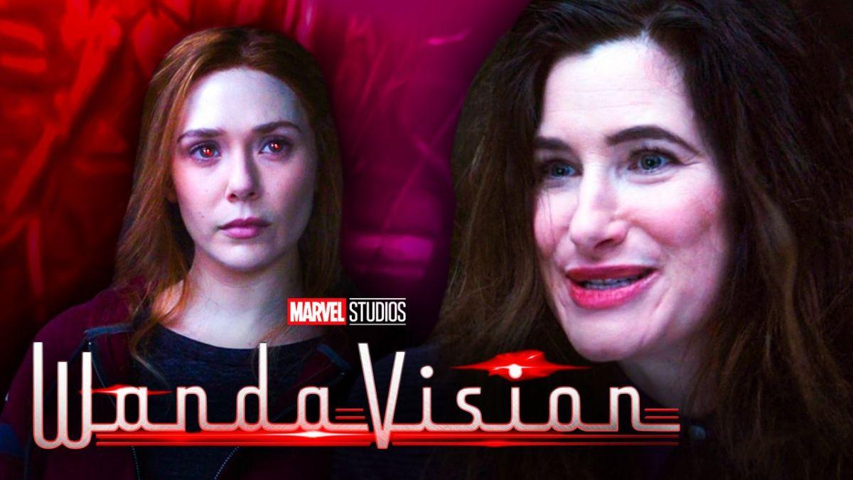 WandaVision Agatha Harkness Kathryn Hahn Marvel Studios