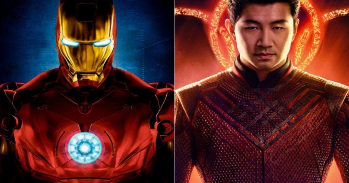 Shang-Chi Iron Man