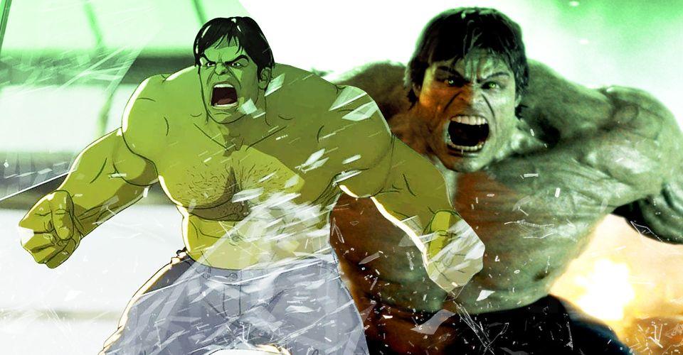 What If...? Edward Norton Hulk Bruce Banner