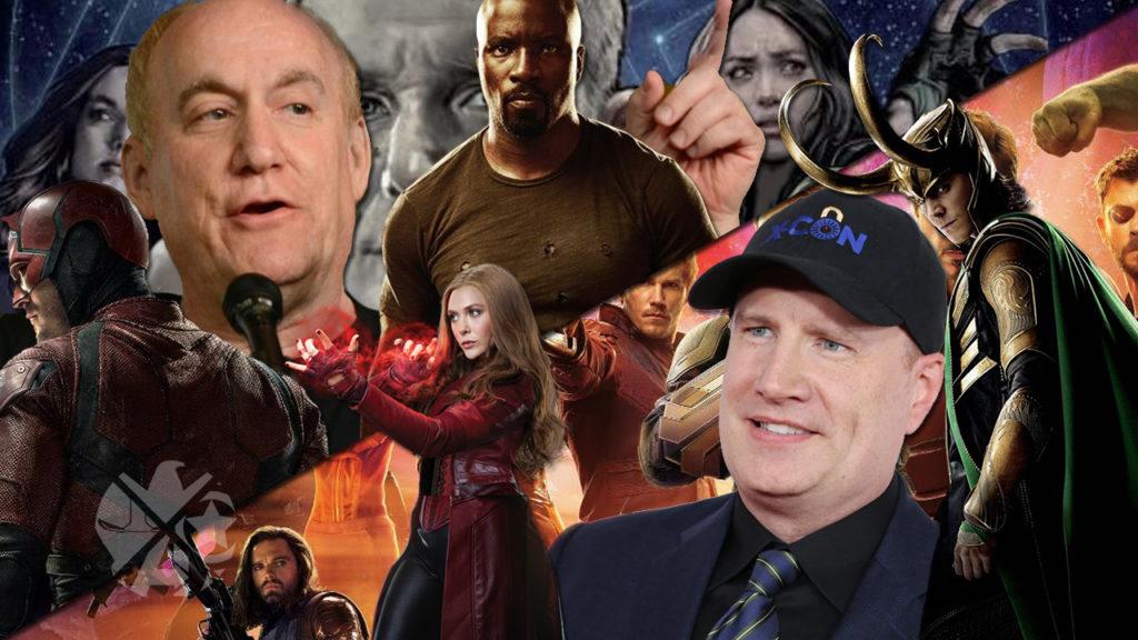 Kevin Feige Marvel Television Marvel Cinematic Universe