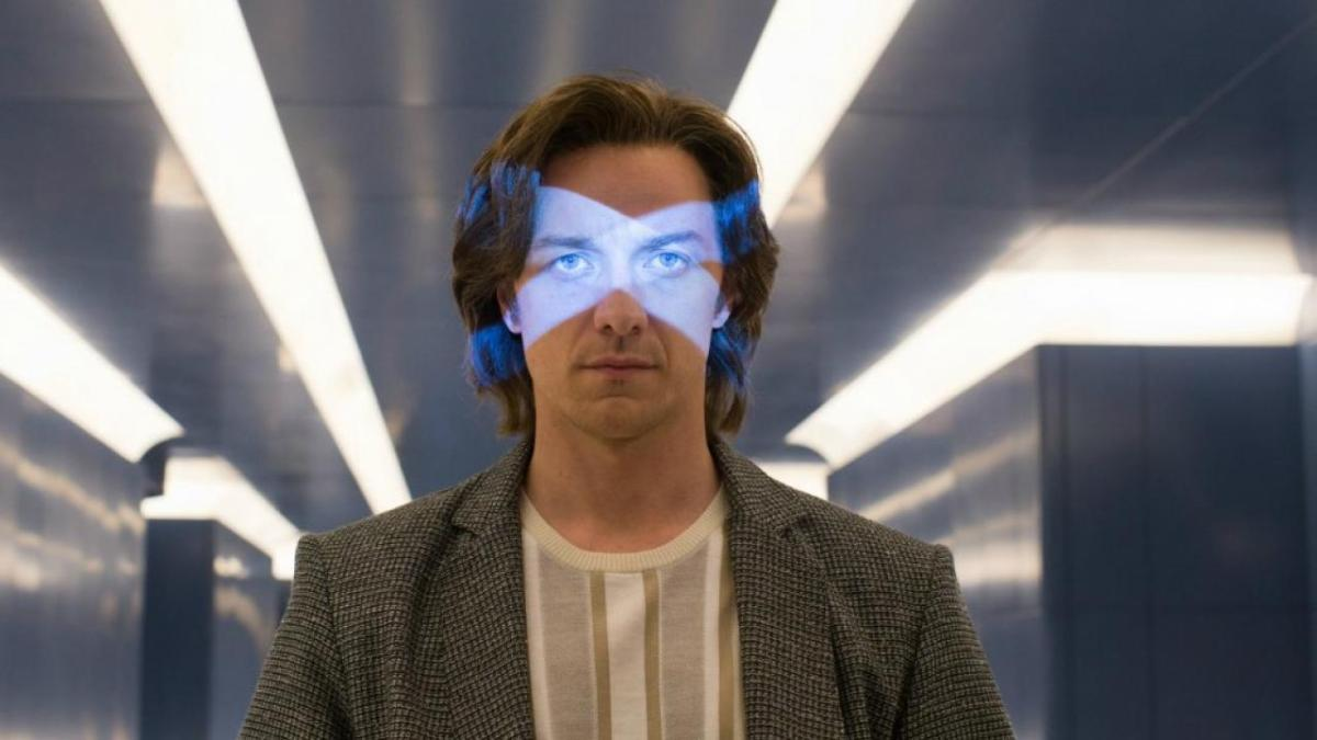 James McAvoy Professor X Marvel Studios Marvel Cinematic Universe