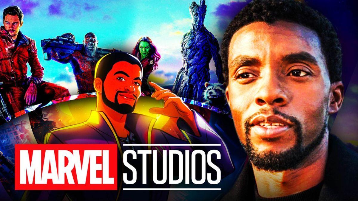 Star-Lord/T'Challa Marvel Studios
