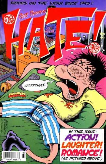 Hate Peter Bagge 28