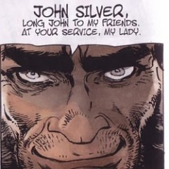 Una de piratas: Long John Silver