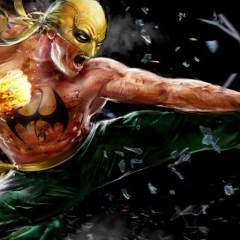 Iron Fist a la mexicana