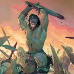 El retorno salvaje de Conan