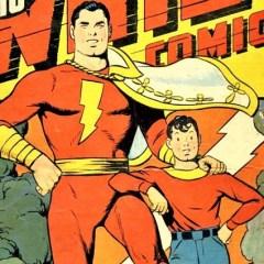 Podcast Comikaze #108: ¡SHAZAM! Volando más alto que Superman