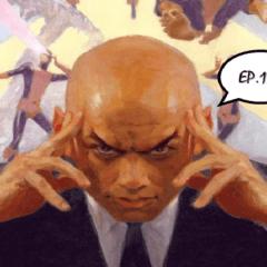 Podcast Comikaze #126: Lo mejor de D23 y reseña Marvel: Mythos
