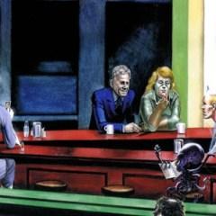 Podcast Comikaze #136: Licántropos y café con piquete