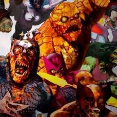 Podcast Comikaze #133: Zombies, sesos y tripas