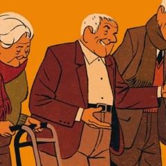 Arrugas: responsabilidad social en viñetas